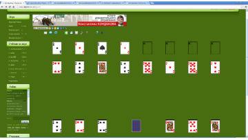 алжирский пасьянс играть онлайн